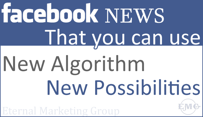 Facebook New Alogrithm