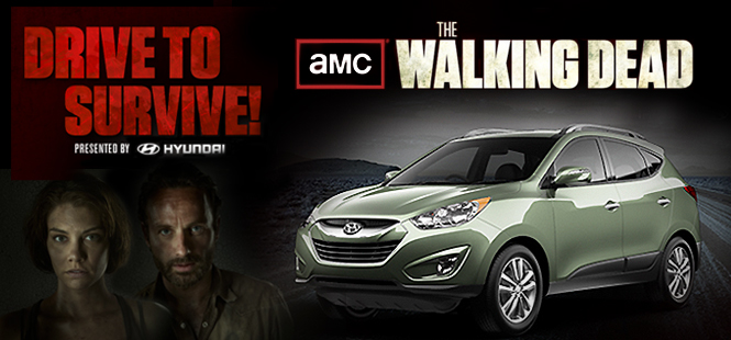 the walking dead hyundai