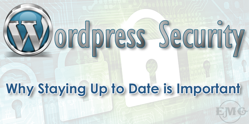 Wordpress Security Up to Date