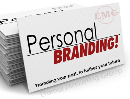 Personal Branding – Promoting Your Past to Further Your Future