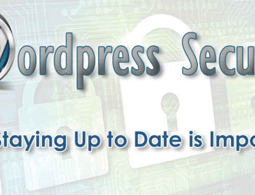 WordPress Security – Why Staying Up to Date is Important